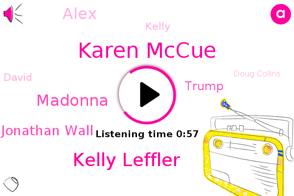 Karen Mccue,HHS,Kelly Leffler,Madonna,Jonathan Wall,Fox News,FDA,Georgia,Donald Trump,GOP,Alex,Senate,Kelly,David,Doug Collins,FOX,America