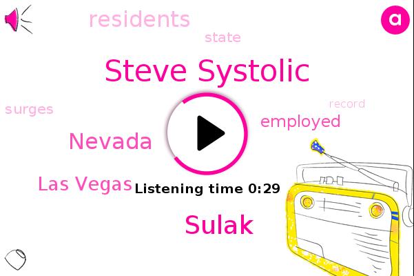 Steve Systolic,Nevada,Sulak,Las Vegas