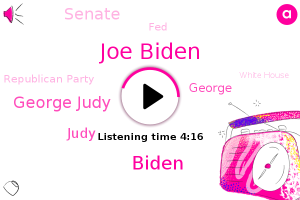 Senate,Joe Biden,Biden,FED,George Judy,Republican Party,White House,Georgia,Judy,George,House,United States,Dementia