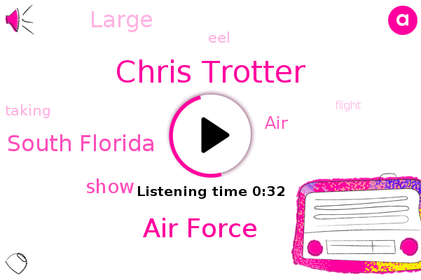 Chris Trotter,South Florida,Air Force
