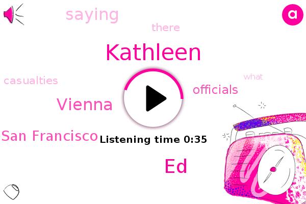 Vienna,Kathleen,San Francisco,ED