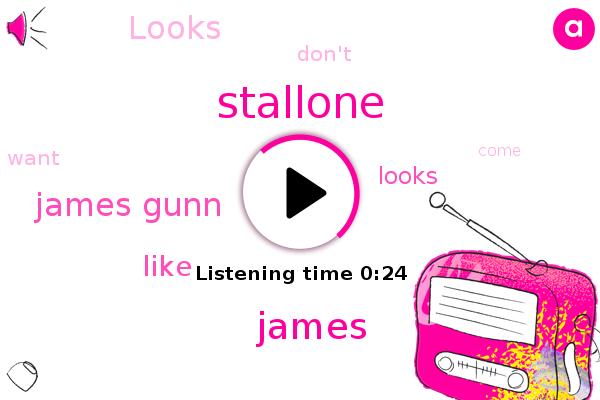 Stallone,James Gunn,James