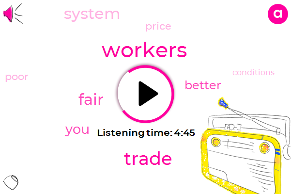 Listen: Fair Trade Helps Farmers, But Not Their Hired Workers