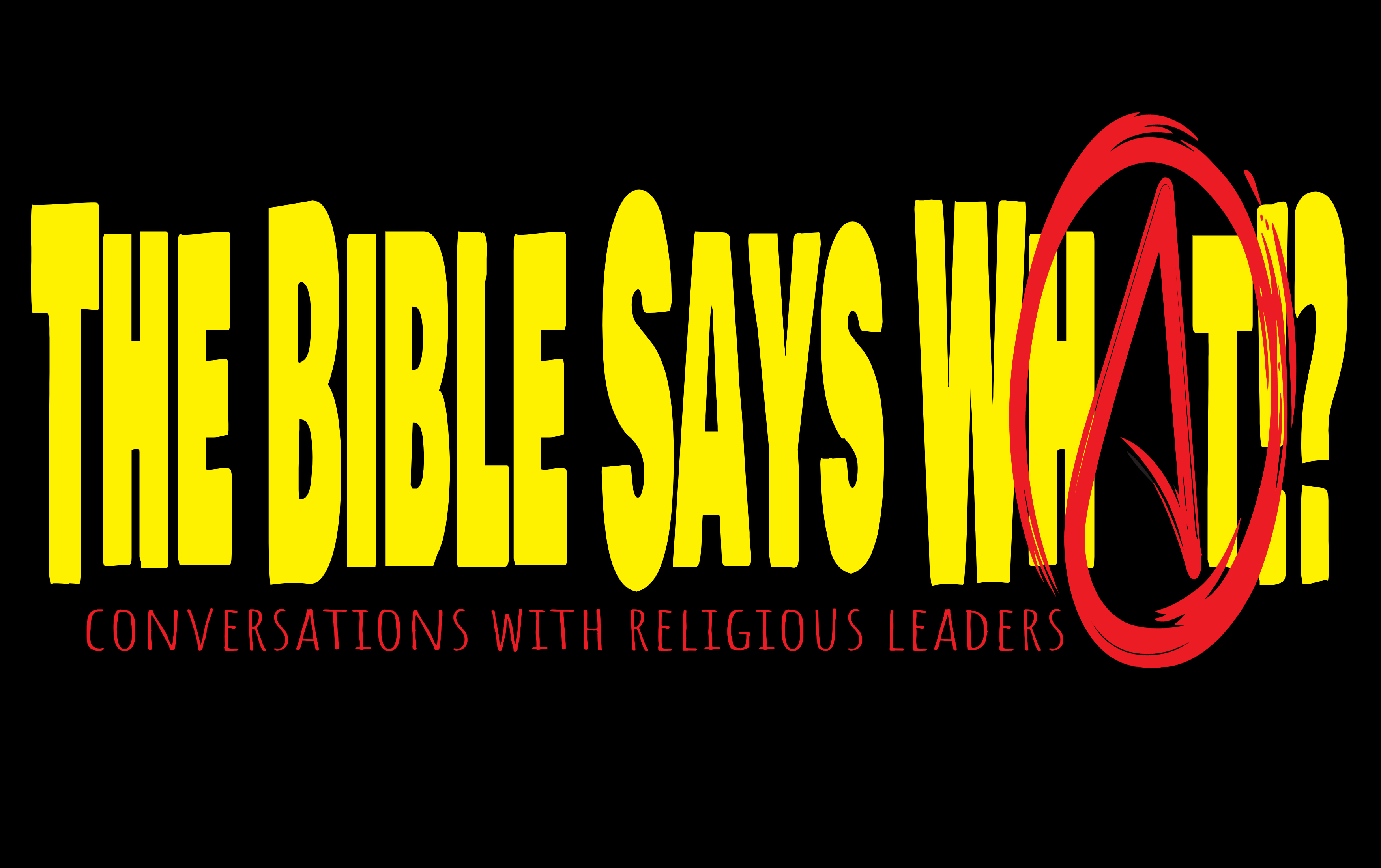 A highlight from The Bible Says What!? Episode 125: Jesus vs George Washington with Peter Olson