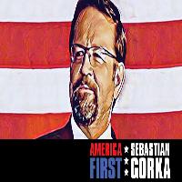 I ran Trump's War Room. Andy Surabian with Sebastian Gorka One on One - burst 18