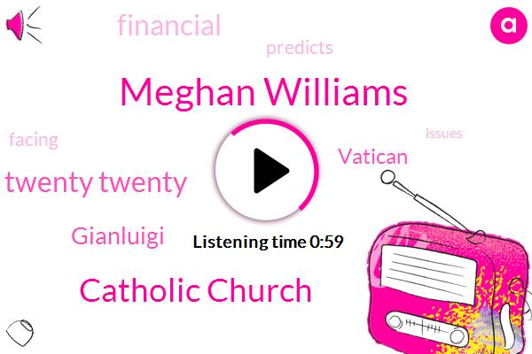Listen: The Vatican is losing money rapidly