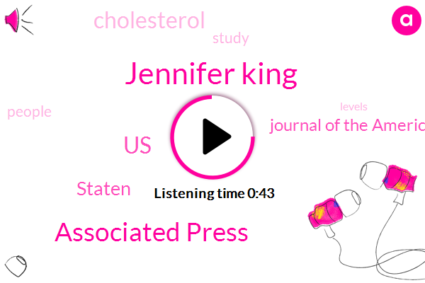 Listen: Cholesterol levels dropping in U.S., but many still need care