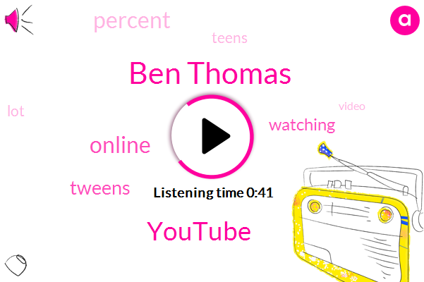 Listen: Too much YouTube? Online video usage among teens is going through the roof, survey says