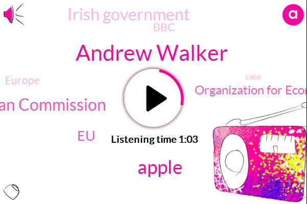 Listen: Apple Irish tax case appeal heard by EU court