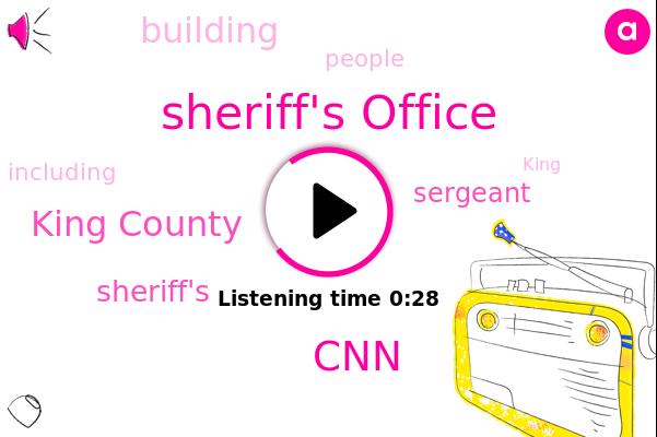 Sheriff's Office,King County,CNN