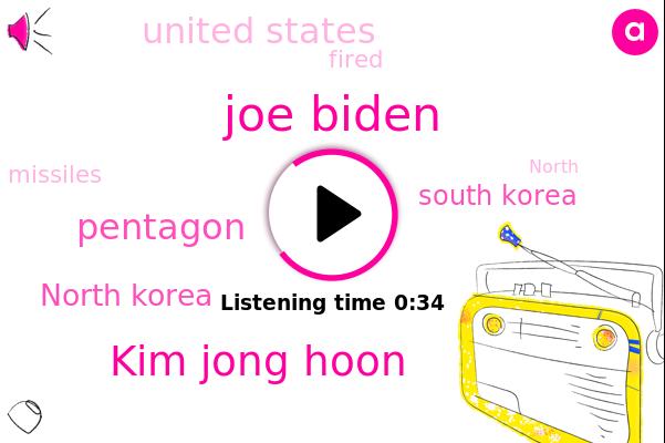 Listen: North Korea conducts first weapons test of Biden presidency