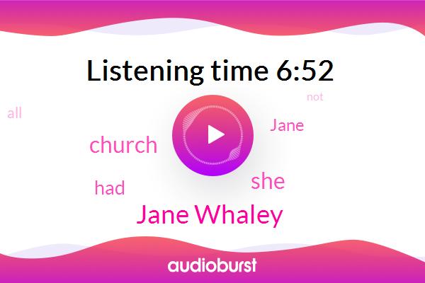 Jane Whaley