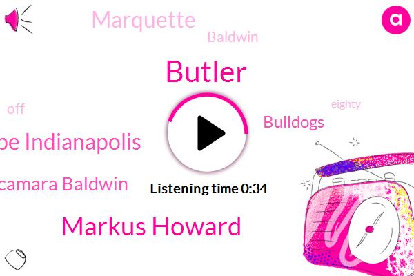 Listen: Baldwin's flurry leads No. 13 Butler past Marquette in OT