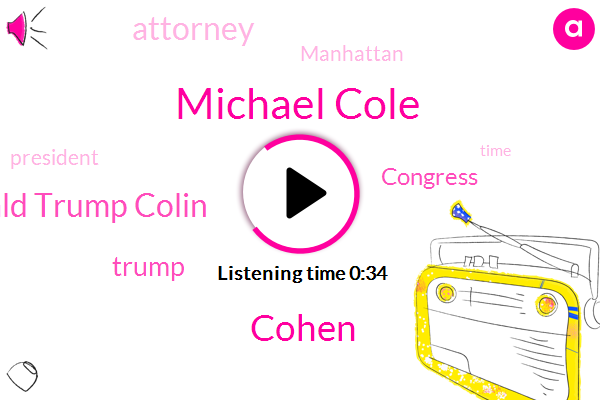 Listen: Cohen wants sentence trimmed for continuing to cooperate against Trump
