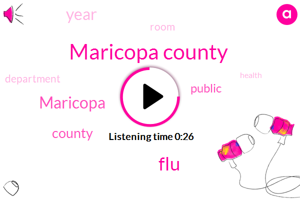 Listen: Infant dies from the flu in Maricopa County