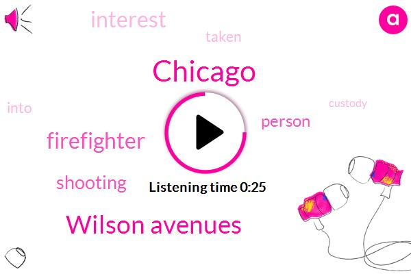 Chicago,Wilson Avenues