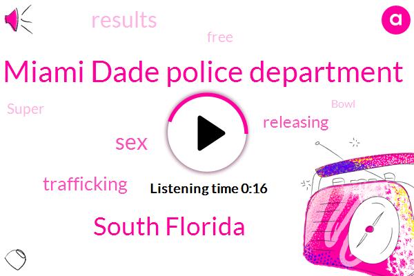 Miami Dade Police Department,South Florida