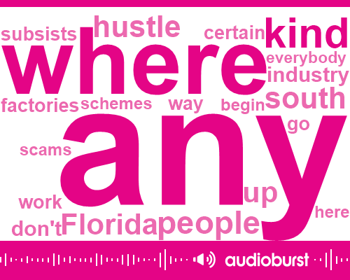 Fraud,South Florida,Rick Scott,America,Casa Blanca,Miami,United States,Executive,Eight Years