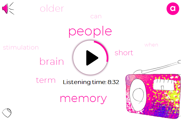 Listen: Electrical stimulation aids short-term memory, study finds