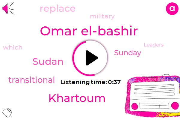 Listen: Leaders of Sudan to name transitional authority on Sunday