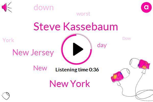 Steve Kassebaum,New York,New Jersey