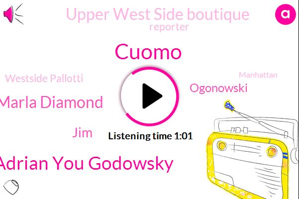 Westside Pallotti,Upper West Side Boutique,Manhattan,Adrian You Godowsky,Marla Diamond,Cuomo,Reporter,Long Island City,Wcbs,JIM,Ogonowski
