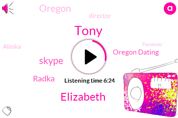 Elizabeth,Skype,Pandemic,Tony,Oregon Dating,Radka,Oregon,Director,Alaska