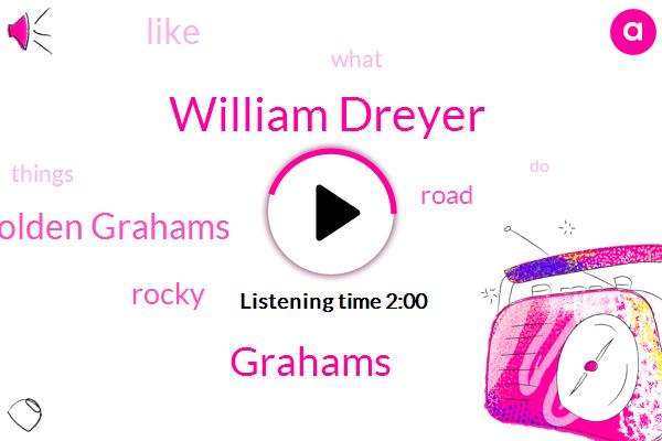 Golden Grahams,William Dreyer,Grahams