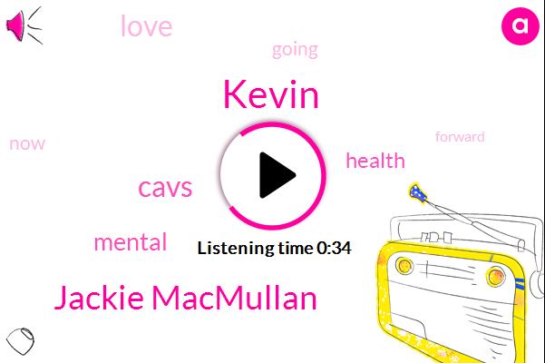 Listen: Cavs' Love: Mental health vital during COVID-19