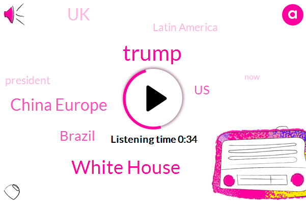 Listen: Trump imposes travel restrictions on Brazil