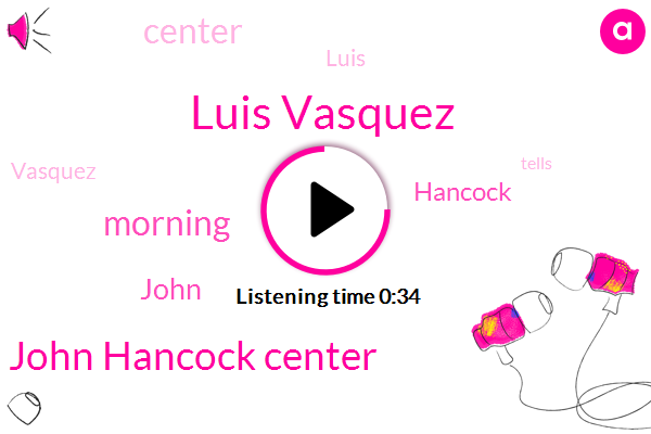 Luis Vasquez,John Hancock Center,Ninety Fifth