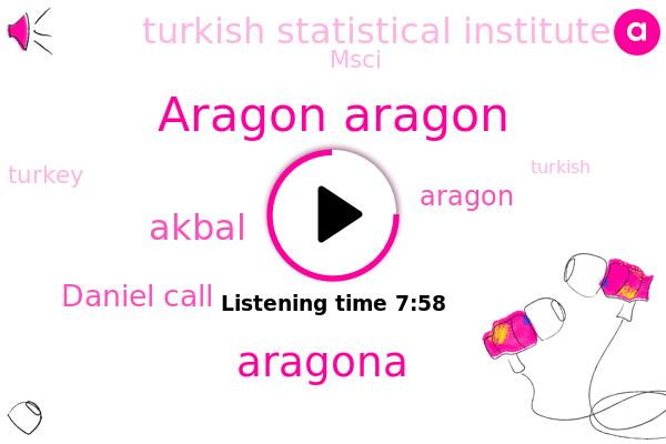 Turkish Statistical Institute,Turkey,Aragon Aragon,Aragona,Akbal,Msci,Daniel Call,Aragon