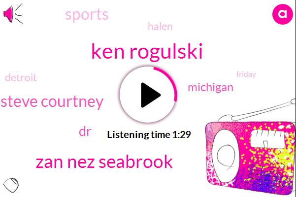 Zan Nez Seabrook,Fabio,Detroit,Michigan Department Of Licensing,Mccomb,Mount Clemens,Halen,Ken Rogulski,Steve Courtney,Twenty Four Year