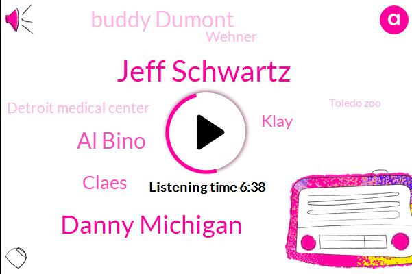 Danny Michigan,Miami Dade County,Al Bino Cobra,Vinny,Michigan,Jeff Schwartz,Detroit Medical Center,Detroit,Detroit Hospital,China,Claes,GAO,Cambodia,Toledo Zoo,Klay,Facebook,Missouri,Travis,Twitter
