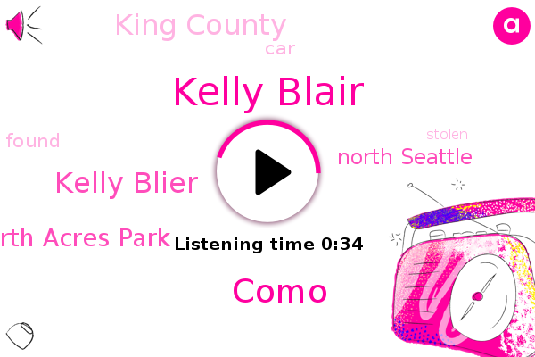 Kelly Blair,North Seattle,North Acres Park,Como,King County,Kelly Blier