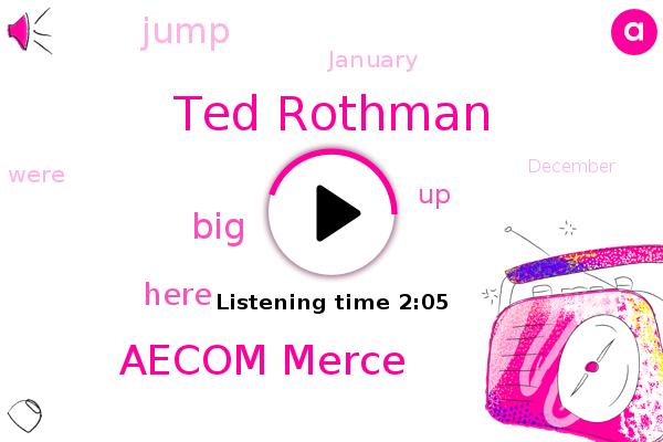 Aecom Merce,Ted Rothman