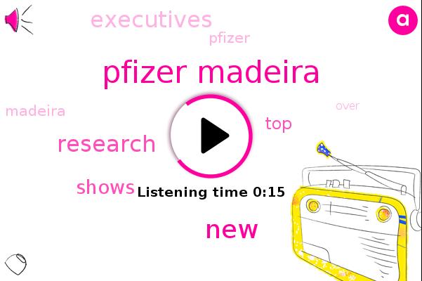 Pfizer Madeira