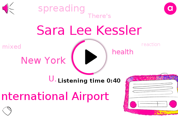 Sara Lee Kessler,Jfk International Airport,New York,U.