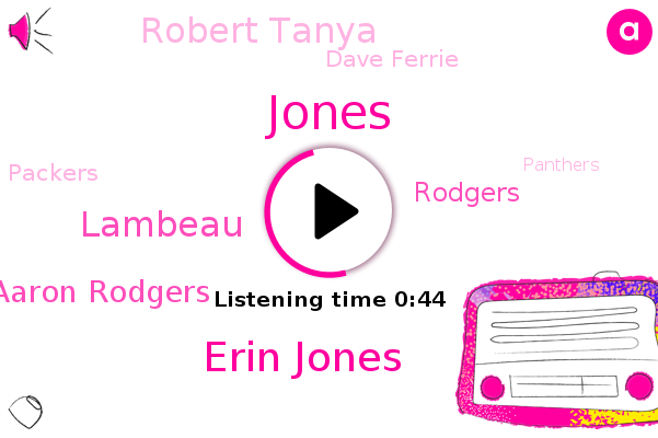 Erin Jones,Packers,Lambeau,Panthers,Jones,Aaron Rodgers,Football,Green Bay,Rodgers,Robert Tanya,Dave Ferrie