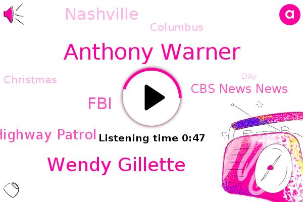 Listen: Suspect's remains found at scene of Nashville blast, FBI says