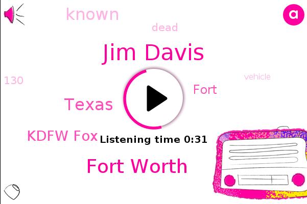Kdfw Fox,Fort Worth,Jim Davis,Texas