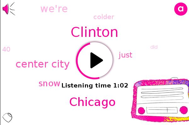 Clinton,Chicago,Center City