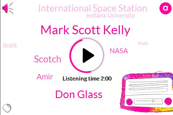 Listen: NASAs Twin Study