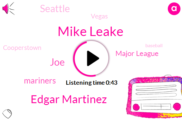 Listen: Mariners' Mike Leake comes within three outs of perfect game against Angels