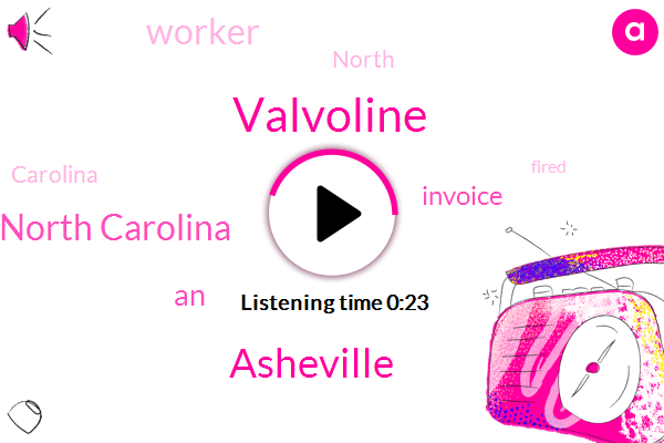 Listen: Asheville Valvoline employee fired after racist name, address listed on invoice