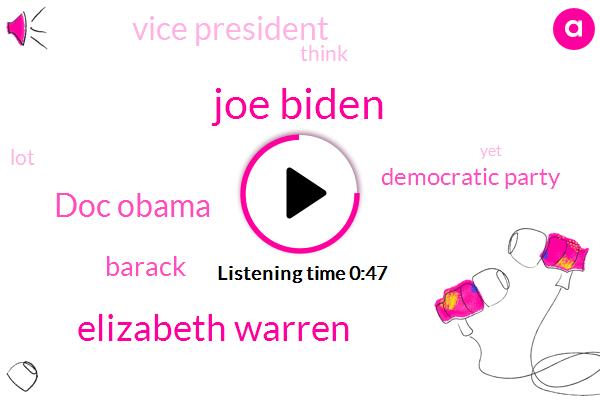 Listen: The debate Democrats have waited for: Joe Biden vs. Elizabeth Warren