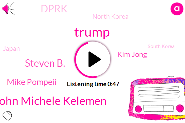 Listen: U.S.'s North Korea Envoy to Visit Japan, South Korea Next Week