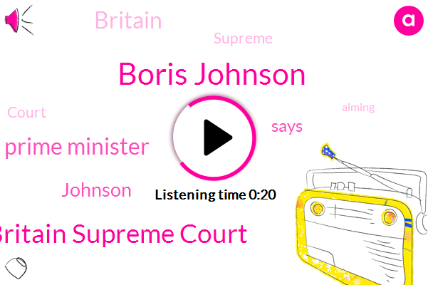 Listen: Challenge to Parliament shutdown wrapping up at UK top court