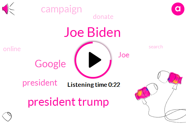 Listen: Biden campaign accuses Trump campaign of poaching donors