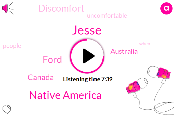Discomfort,Jesse,Native America,Ford,America,Canada,Australia